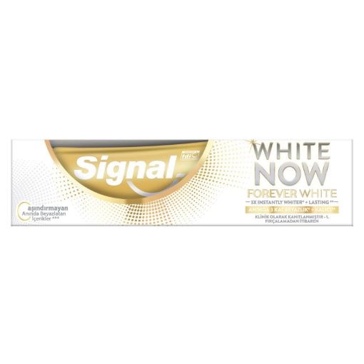 SIGNAL 75 ML WN FOROVER WHITE resmi